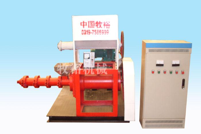 DGP100-160/135型干法膨化机