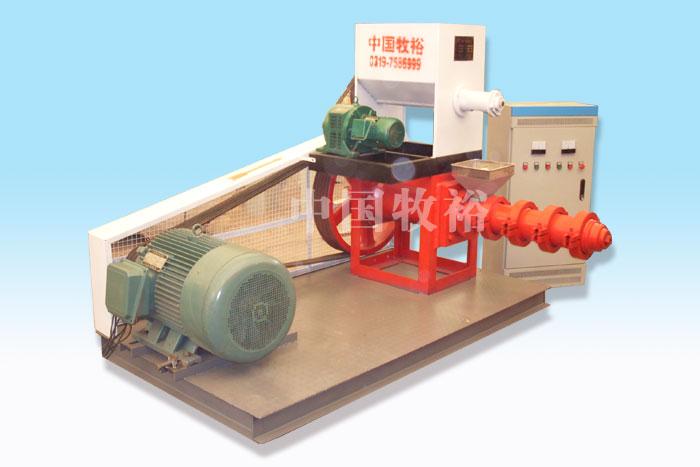 DGP135II型干法膨化机
