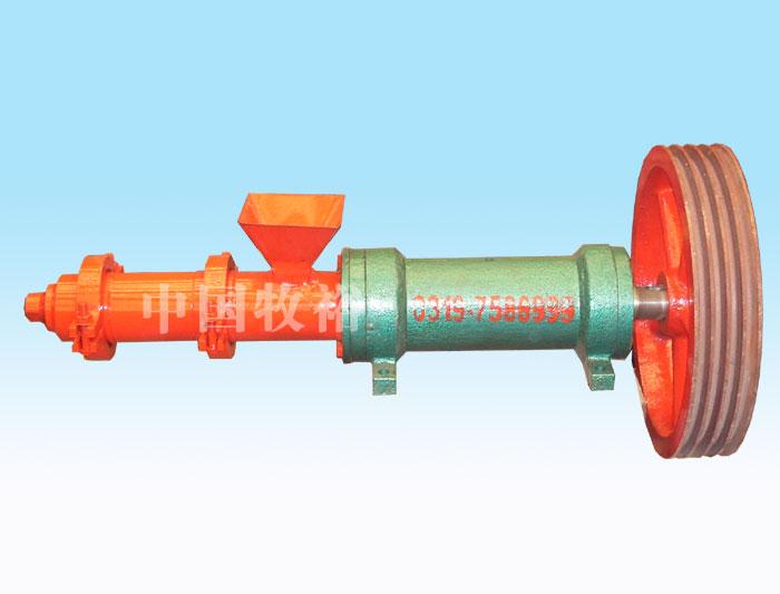 DGP80型饲料膨化机[简易型]