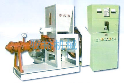 DGP120/135型单螺杆饲料膨化机