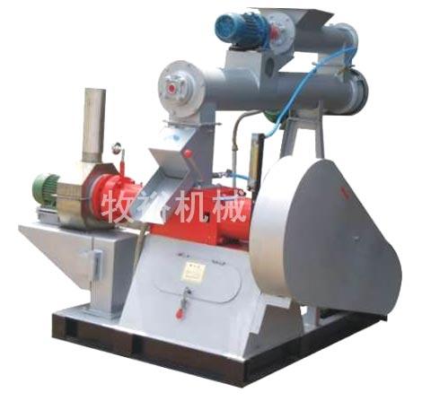 DSP系列双螺杆饲料膨化机